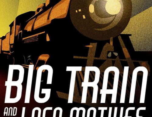 We Are Big Train!