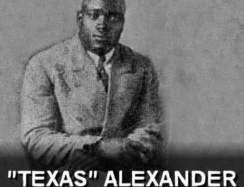 "Alger ""Texas"" Alexander"