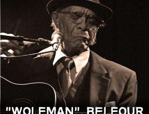 """Robert """"Wolfman"""" Belfour"""